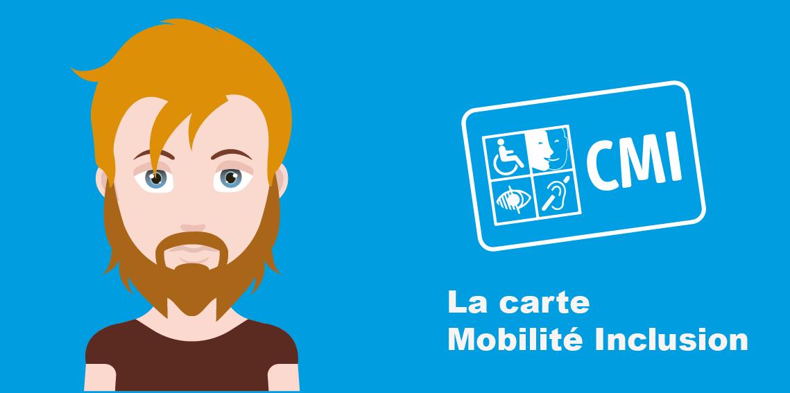 La Carte Mobilité Inclusion